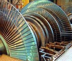 Общий вид турбины